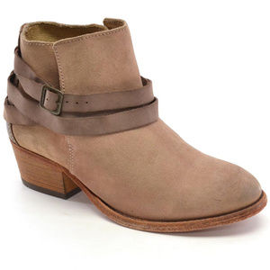 H by HUDSON Horrigan Suede Ankle Boots 36